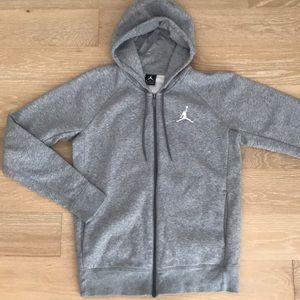 Nike Jordan Jumpman Zipper Hoodie Men's Medium